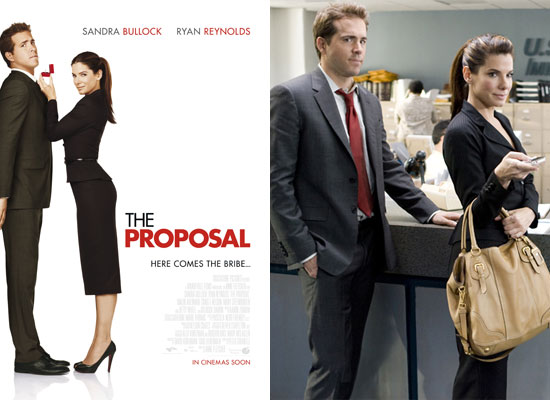 Watch Trailer For The Proposal Starring Sandra Bullock And Ryan