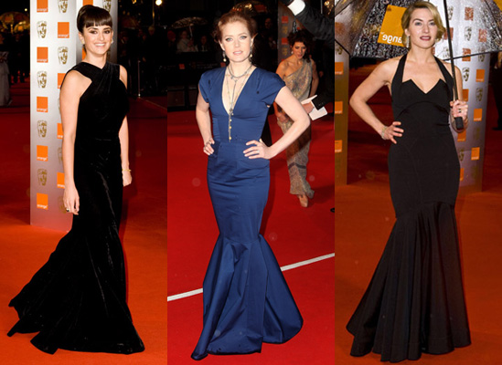 kate winslet dressess. Kate Winslet also opted for