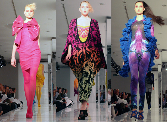 Royal college of art fashion show 7