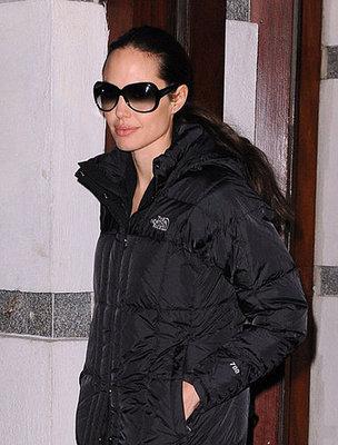 Sunglasses For Square Faces  sunglasses for square faces like angelina jolie popsugar fashion uk