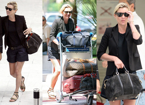 kate moss style. Celebrity Style: Kate Moss In