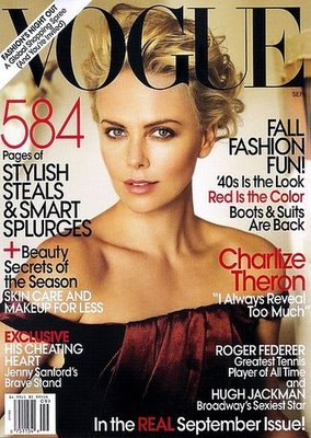 Charlize Theron - Vogue US