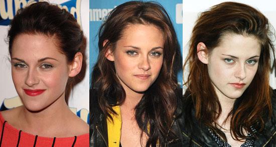 Kristen Stewart Makeup Look. Kristen usually opts for a