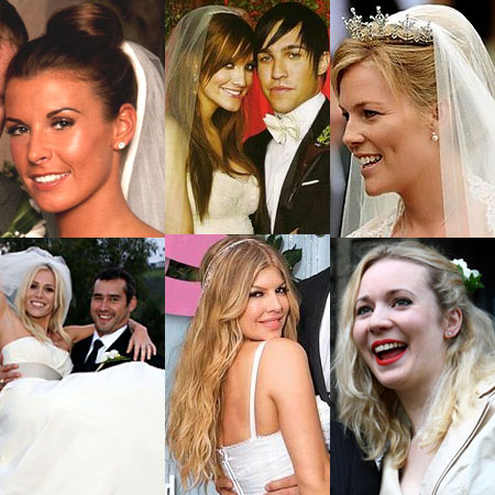 Groovy Celebrity Wedding Hair Styles Hairstyle Collections Hairstyle Inspiration Daily Dogsangcom