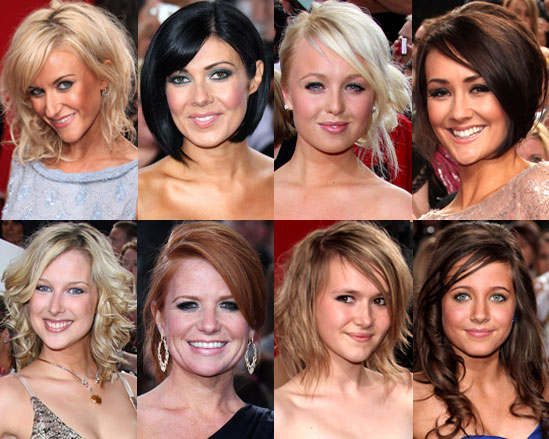 soap star hair styles
