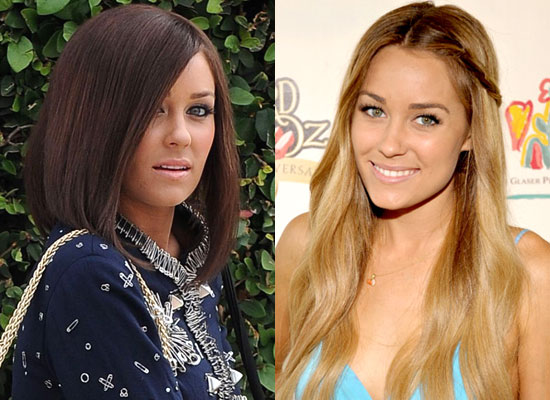 lauren conrad hair popsugar beauty uk