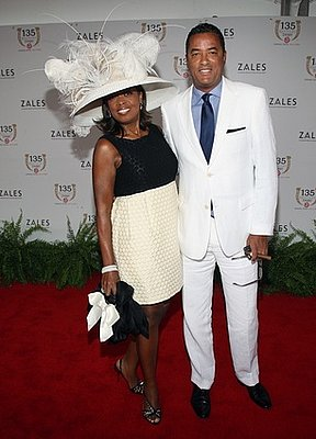 star jones kentucky derby