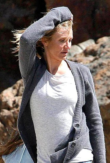 cameron diaz without makeup. Always Popular: Celebs Without