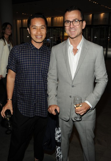 Phillip Lim and Steven Kolb