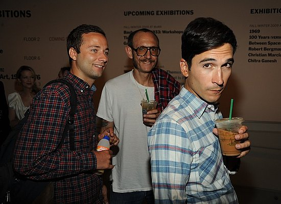 Jack McCollough, Terry Richardson and Lazaro Hernandez