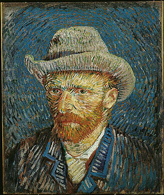 Front Page Artist Van Gogh Didn 39 T Cut Off His Own Ear
