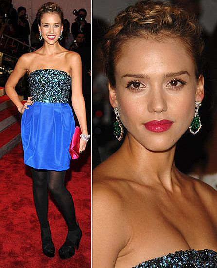 jessica alba wedding dress. Her Jason Wu dress for the