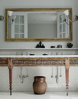 Bathroom Storage Furniture on Do You Have Cabinets Under Your Bathroom Sink