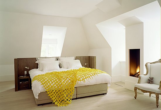 using paper in fireplace