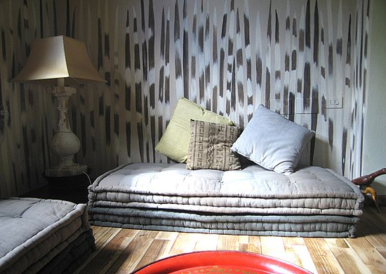 Do you have any wall treatments (other than wallpaper) in your home?