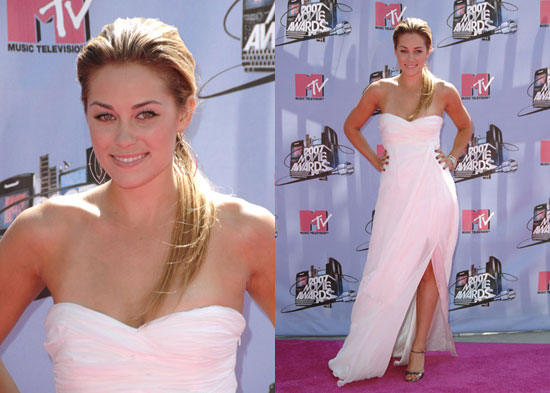 What do you think? Source. MTV Movie Awards: Lauren Conrad