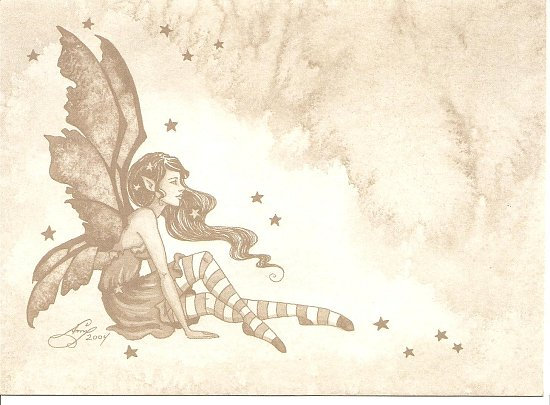 Fairy Envelope matched with...