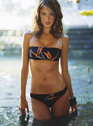 2007 bikini roxy swimsuit