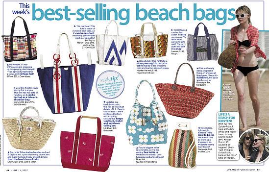 buntller: Пляжная сумка не только для