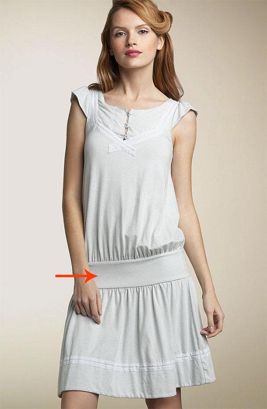 выкройка платья трикотажные на каждый день