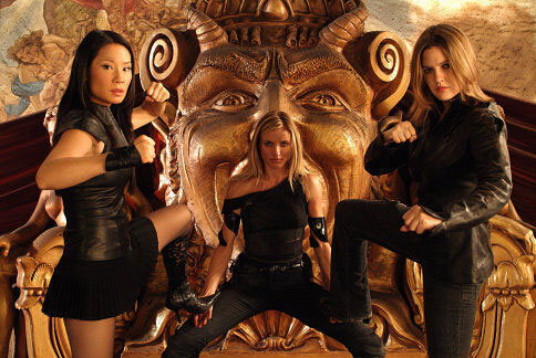 Charlie's Angels Costume Ideas http://www.fabsugar.com/I-Want-Wardrobe-Charlie-Angels-2-Full-Throttle-512266