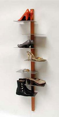 shoe shelf design