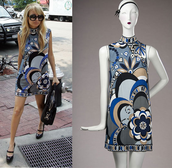 Emilio Pucci Dresses Knockoffs Maternity Dress