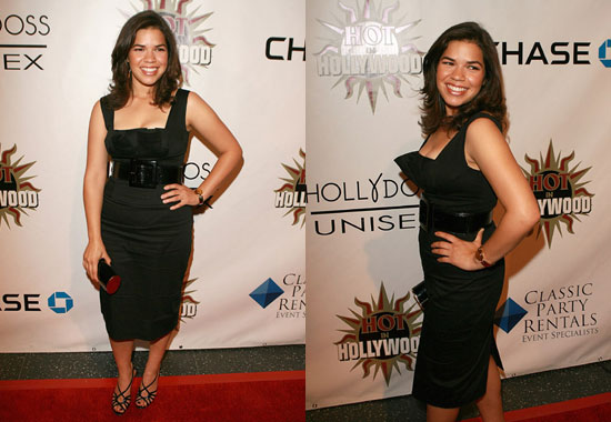 america ferrera wedding dress. CS: America Ferrera
