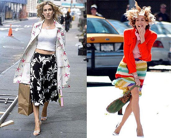 carrie bradshaw hairstyle. Carrie Bradshaw · Forevere 21 Safari Coat, $38