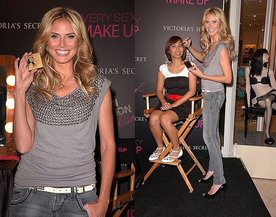 heidi klum hair color. heidi klum hair color.