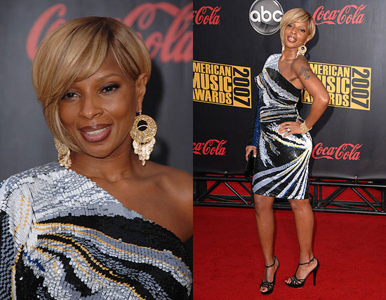 mary j blige hairstyles. Mary sure knows how to wow us.