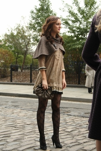 ... on this week s gossip girl but thankfully the girls maintained their Gossip Girl Fashion Blair
