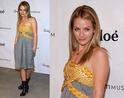 Celebrity Style: Becki Newton