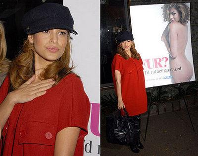Celebrity Style: Eva Mendes