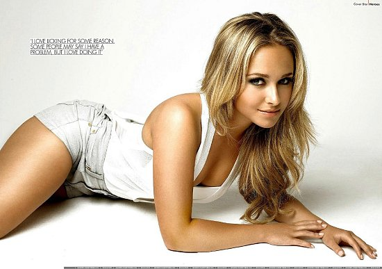 hayden panettiere quotes. These quotes and the stuff she
