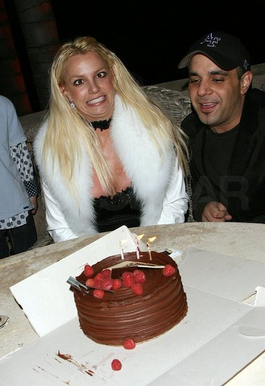 Britney's Birthday