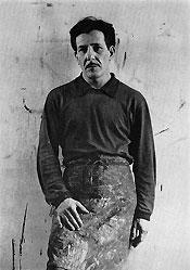well-known artist Franz Kline