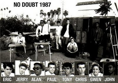 No Doubt 1987