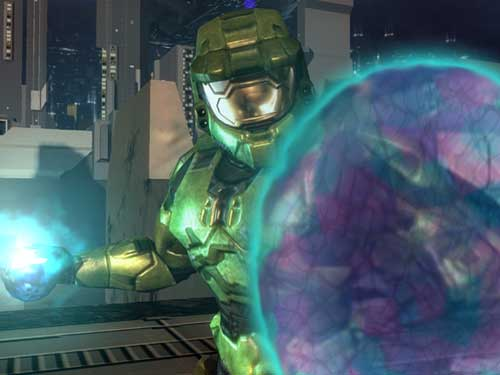 Master Chief is not amused.