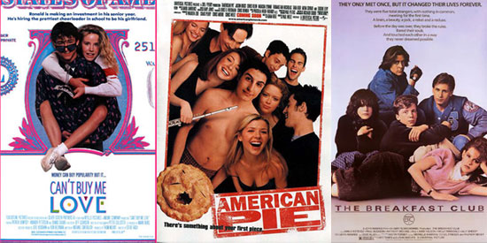 Film review american teen