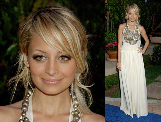 Nicole Richie is being coy on the question of whether she's pregnant, ...