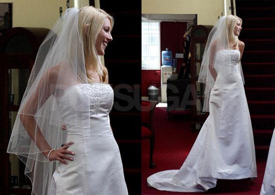 Heidi Montag Wedding Dress Body Buzz Us Weekly
