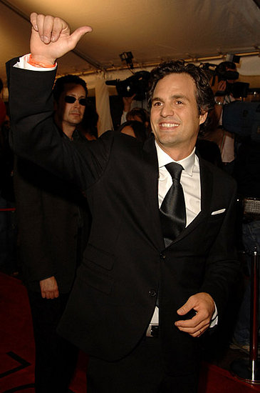 I love Mark Ruffalo
