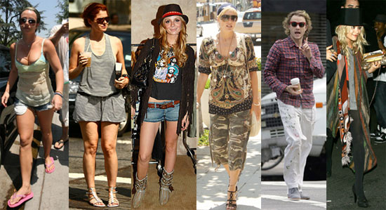 Which Celebrity Had The Worst Street Style Of 2007 Popsugar Celebrity