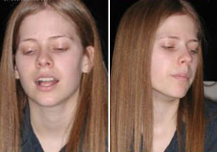 05/24/2007 - 6:43AM / Read More: celebrities, Celebs, makeup, Avril Lavigne,