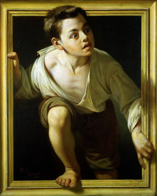 Escaping Criticism by Pere Borrell del Caso