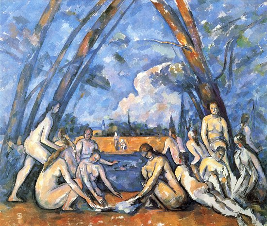 Les Grandes Baigneuses aka Bathing Nudes