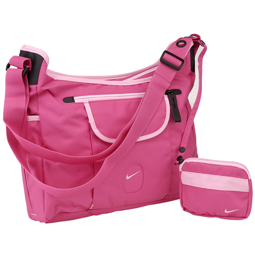 Simple Minimalist Multipurpose Gym / Light Traveling Duffle Bag with Separate Shoes Compartment, Umbrella and