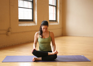 Strike a Yoga Pose: Double Pigeon | POPSUGAR Fitness
