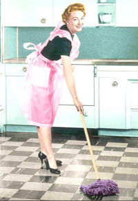 Clean Green Mop Your Floors With Vinegar Popsugar Fitness